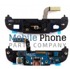 Genuine Samsung Galaxy Ace 4 G357 Charging Port + Mic + Return / Menu Key Flex - Part No: GH96-07516A